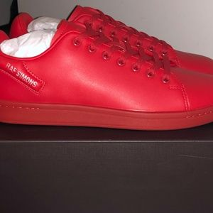 Raf Simons Orion Microfiber Sneakers